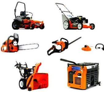 New and Used Yard Equipment